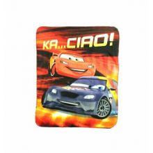 Disney Cars Draft King Character Fleece Throw Blanket, 40 x 50-inches