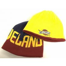 Cleveland Cavaliers Embroidered Reversible Two Tone Beanie