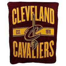 Cleveland Cavaliers Super Plush Fleece Throw Blanket