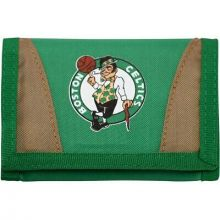 Boston Celtics Tri-Fold Nylon Chamber Wallet