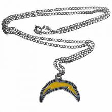 San Diego Chargers Logo Chain Necklace