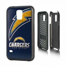 NFL San Diego Chargers Rugged Series Galaxy S5 Phone Case