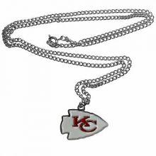 Kansas City Chiefs Logo Chain Necklace