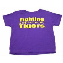 LSU Tigers Child Fighting Tigers T-Shirt