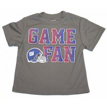 New York Giants Infant Game Fan Tee 12 Months