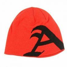 Ncaa Officially Licensed Arkansas Razorbacks Large Logo Beanie Hat Cap Lid