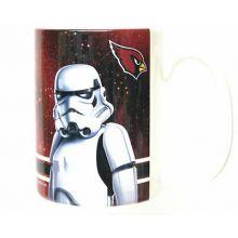 "Arizona Cardinals 15 oz. Star Wars ""Storm Trooper"" Mug"
