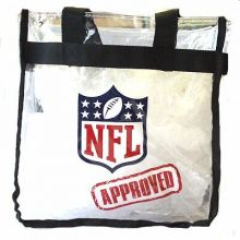 Arizona Cardinals  Sherpa Trimmed Throw and Stadium Approved Clear Tote Bag