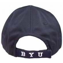 NCAA Officially Licensed Brigham Young University (BYU) 2 Tone Embroidered Hat C