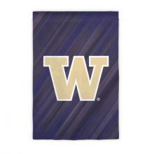 """Washington Huskies Double Sided Sub Suede Flag 29"""" X 43"""""""