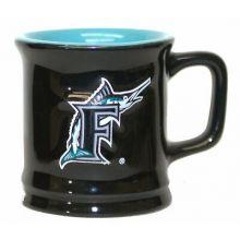 Miami Marlins Mini Mug 2 oz Shot Glass