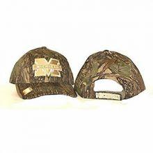 Michigan Wolverines Banner Camouflage Hat