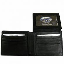 MLB St. Louis Cardinals Bi-Fold Leather Wallet