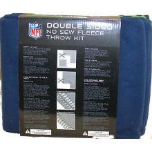 Houston Texans Double Sided No Sew Fleece Blanket Kit