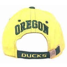 NCAA Licensed Oregon Ducks Adjustable Baseball Hat Cap Lid