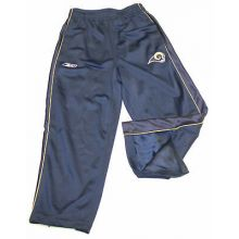 Los Angeles Rams  Childs Lined Jersey Track Pants (Medium 5/6)