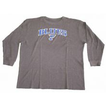 St. Louis Blues Big and Tall Long Sleeve Thermal Shirt (5XL)