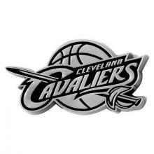 "Cleveland Cavaliers 3"" Chrome Emblem"