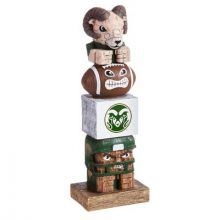 Colorado State Rams Tiki Totem