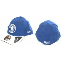 Indianapolis Colts Icon 39Thirty S/M Flix Fit Hat Cap Lid