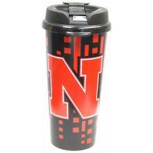 Nebraska Cornhuskers 16-ounce Insulated Travel Mug