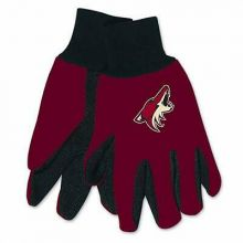Arizona Coyotes Two-Tone Work Gloves