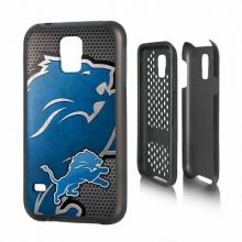 NFL Detroit Lions Rugged Series Galaxy S5 Phone Case