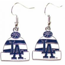 Los Angeles Dodgers Beanie Dangle Earrings