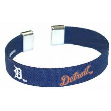 Detroit Tigers Ribbon Band Bracelet