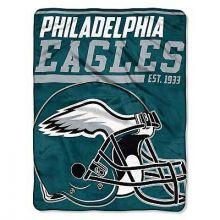 Philadelphia Eagles Super Plush Fleece Throw