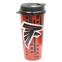 Atlanta Falcons 16-ounce Insulated Travel Mug