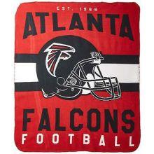 "Atlanta Falcons 50"" x 60"" Singular Fleece Throw Blanket"