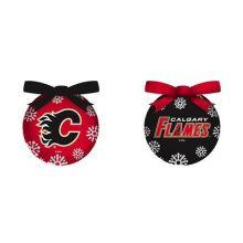 Calgary LED Ball Ornaments Set of 2