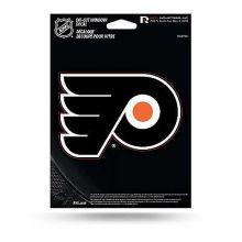 "Philadelphia Flyers 5.75"" X 7.75"" Die-Cut Window Decal"