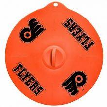 """Philadelphia Flyers 9"""" Silicone Lid"""