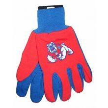 Fresno State Bulldogs Team Color Utility Gloves