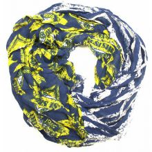 L. A. Galaxy Striped Infinity Scarf