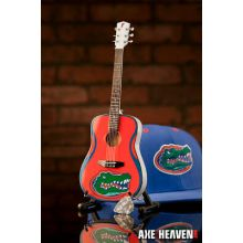 Florida Gators 1:4 Scale Mini Guitar