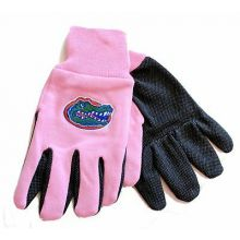 Florida Gators Pink Team  Utility Gloves