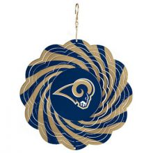 "Los Angeles Rams 10"" Geo Spinner"