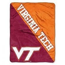 Virginia Tech Hokies White Tube Socks