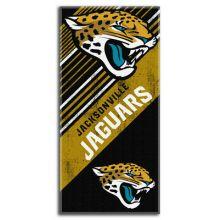 """Jacksonville jaguars 28"""" x 58"""" Helmet Beach Towel"""