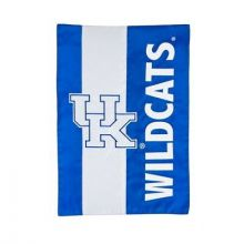 Kentucky Wildcats Embellish Garden Flag