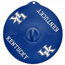 """Kentucky Wildcats 9"""" Silicone Lid"""
