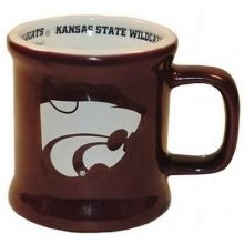 Kansas State Wildcats Game Day Relief Mug 12oz