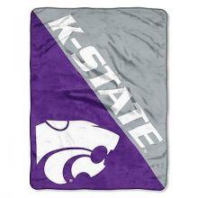 Kansas State Wildcats Super Plush Fleece Throw