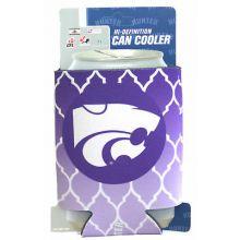 Kansas State Wildcats Hi-Definition Team Color Can Koozie Cooler
