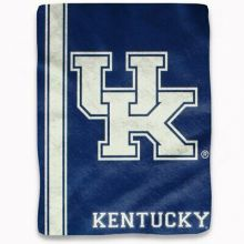 Kentucky Wildcats 50'' x 60'' Jersey Sherpa Throw Blanket