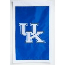 "Kentucky Wildcats Double Sided 28"" X 44"" Applique Flag"