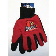 Louisville Cardinals Children's Team Color Utility Gloves